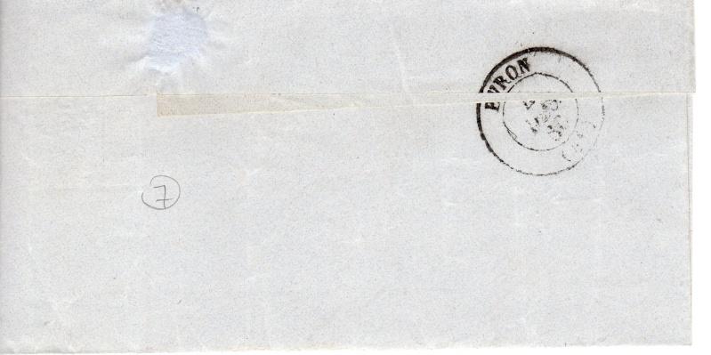 3 décembre 1860 Vaiges18