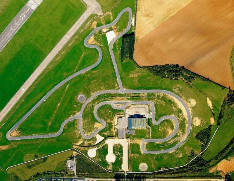 Retour du circuit de Chambley - 21.03.2014 - Junior 3710