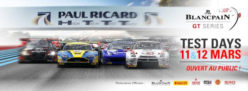 BLANCPAIN Séries 11 et 12 mars 2014 au Paul Ricard 15195_10