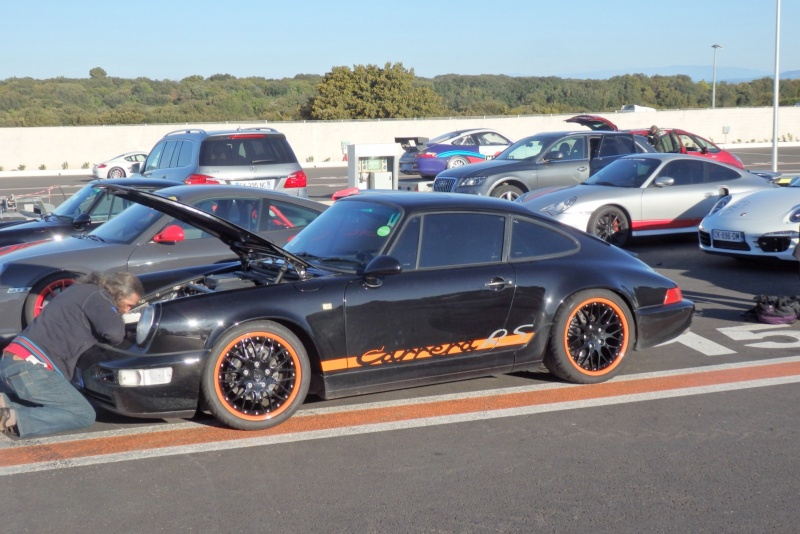 Lédenon 18 et 19 avril 2014 avec le Porsche Club Motorsport P4190016