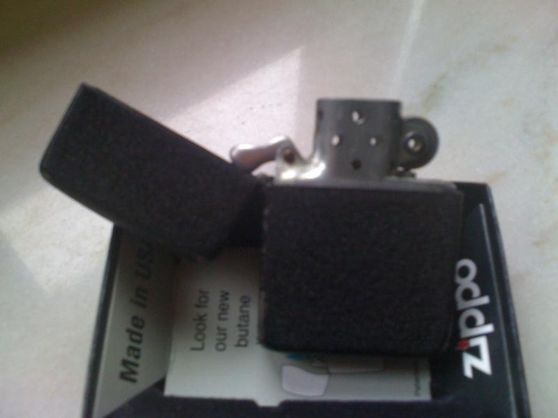 crackle - zippo viet nam , black Crackle, bc chrome  Img_0010