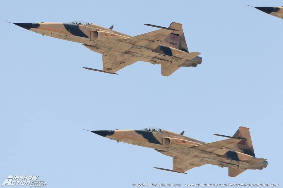 Photos des FRA à l'AeroExpo 2014 / RMAF in the Marrakech AirShow 2014 10106910