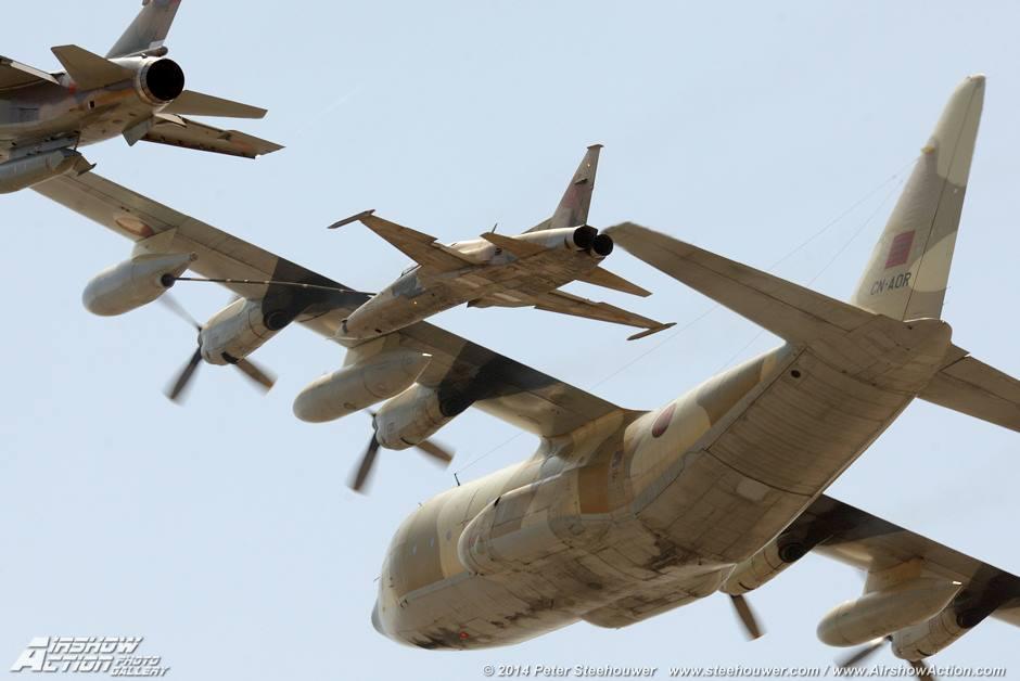 Photos des FRA à l'AeroExpo 2014 / RMAF in the Marrakech AirShow 2014 10178110