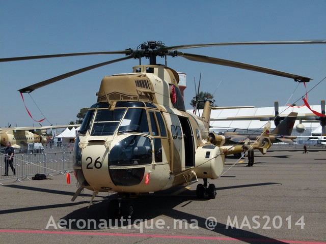 Photos des FRA à l'AeroExpo 2014 / RMAF in the Marrakech AirShow 2014 - Page 2 Gal-2622