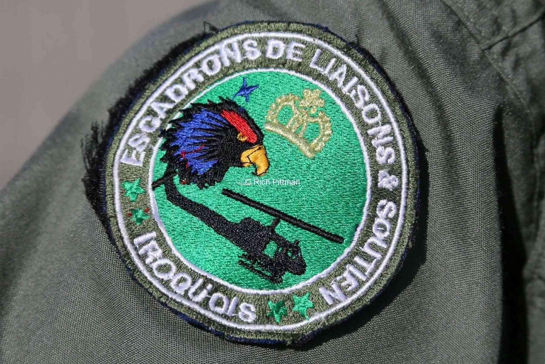 RMAF insignia Swirls Patches / Ecussons,cocardes et Insignes Des FRA - Page 4 Marrak61