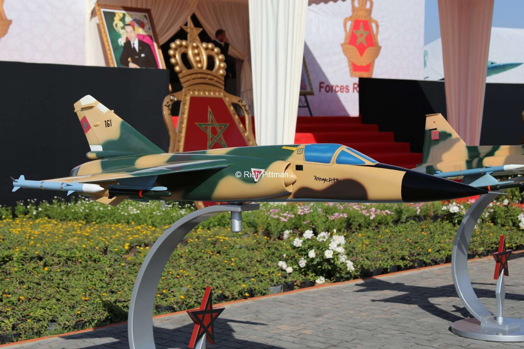 Photos Marrakech Air Show 2014 : Stands FRA et MRM Marrak67