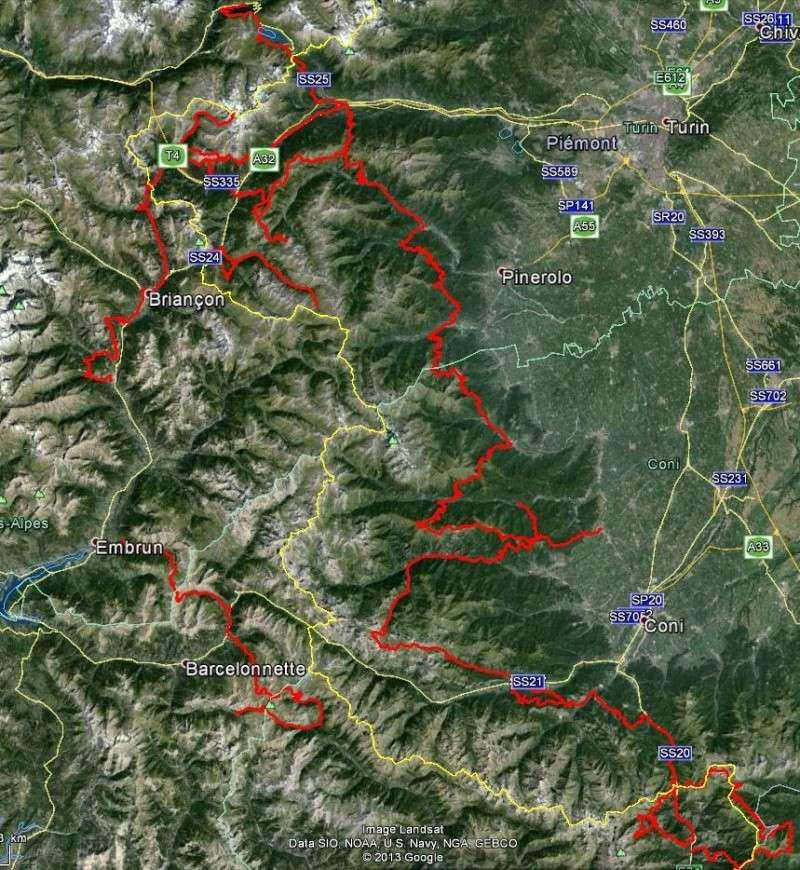Balade sur 3 jours dans les Alpes Captur30