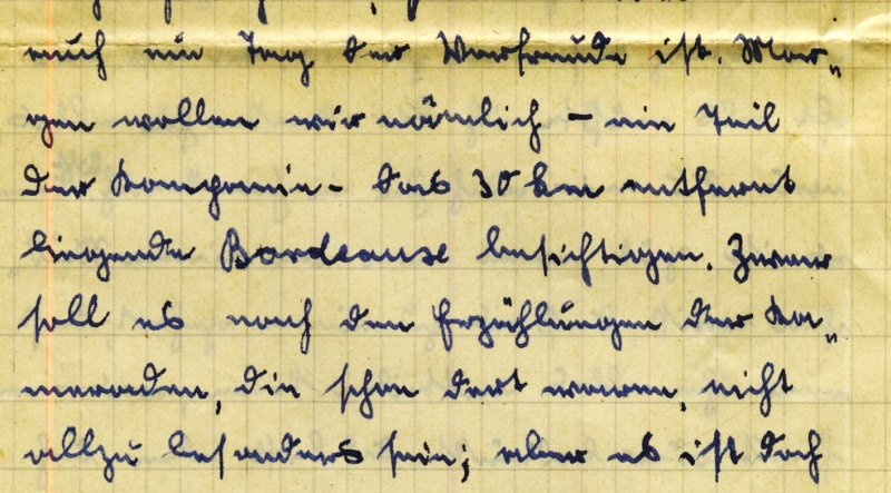Unités allemandes ayant séjournées dans la région bordelaise Extrai10