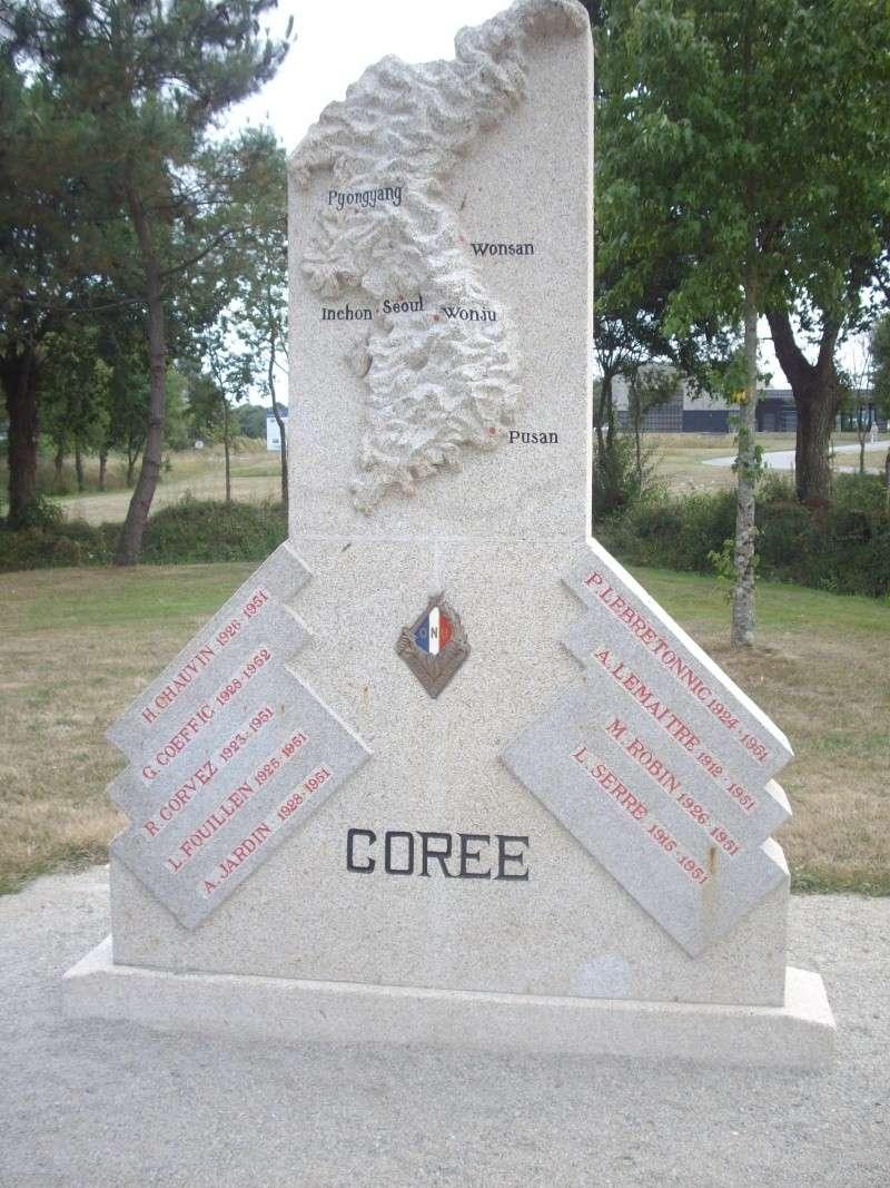 Le Mémorial Indochine et Corée de Lauzach Josaph14