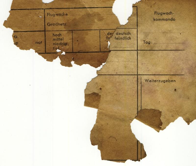 Documents de fouille / Festung Gironde Sans_t81