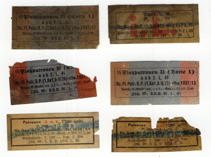 Documents de fouille / Festung Gironde Sans_t92