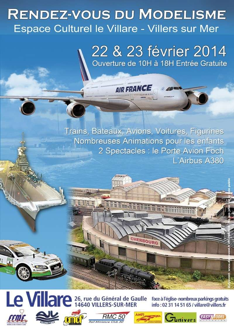 Salon de Viller sur mer en Normandie 22 et 23 février 2014 Modeli10
