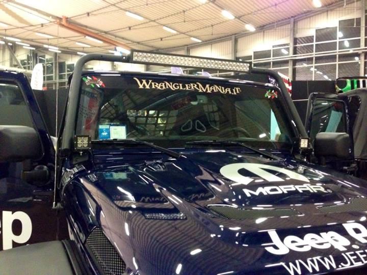 WranglerMania ShowCar 2013 in progress!  - Pagina 20 13858710