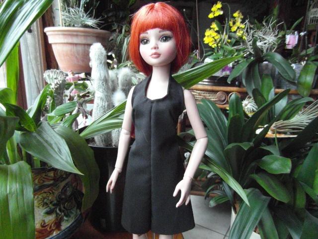THEME DU MOIS DE NOVEMBRE 2013 : Ellowyne et sa petite robe noire Sam_7513