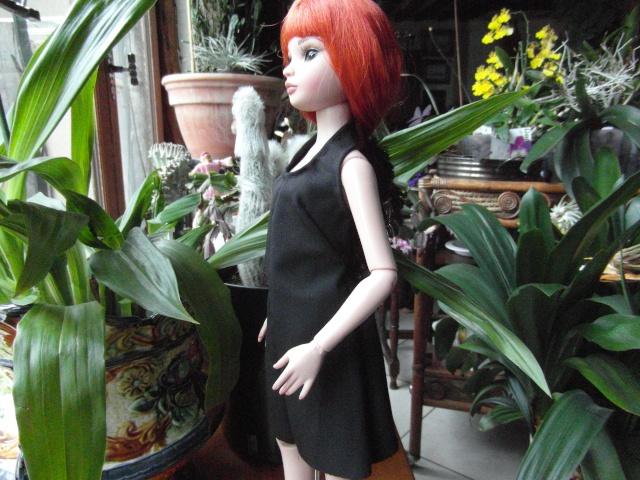 THEME DU MOIS DE NOVEMBRE 2013 : Ellowyne et sa petite robe noire Sam_7514