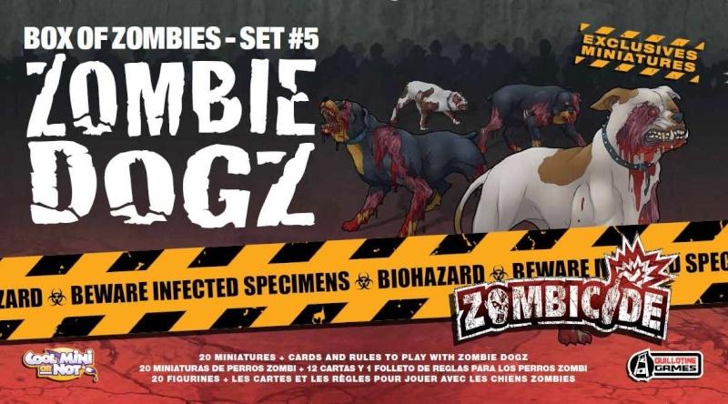 [JdP] News !!! Zombie10