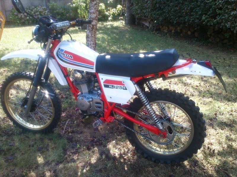 Honda XR, XLS et XLR 56434210