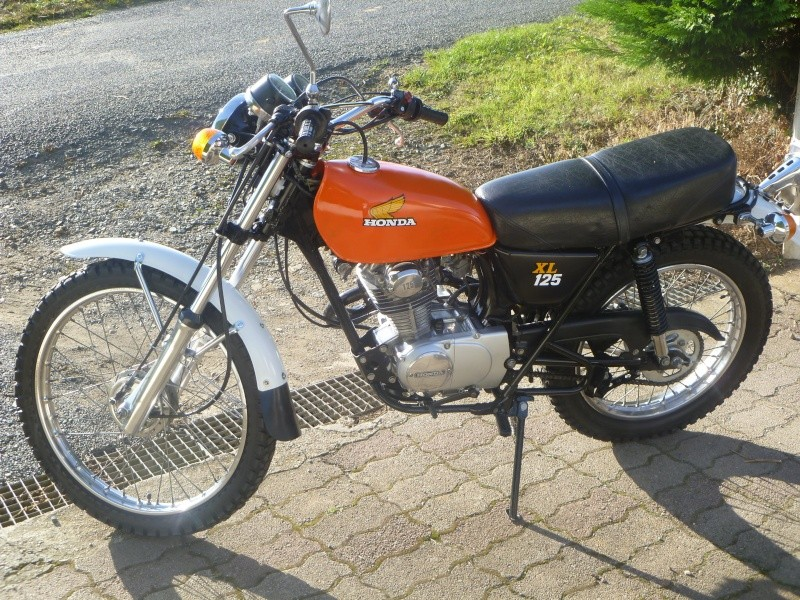 Honda 125 XL P1010310
