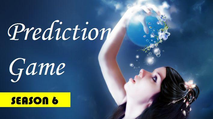 PM´s Prediction Game Season VI | year 2014 Clairv10