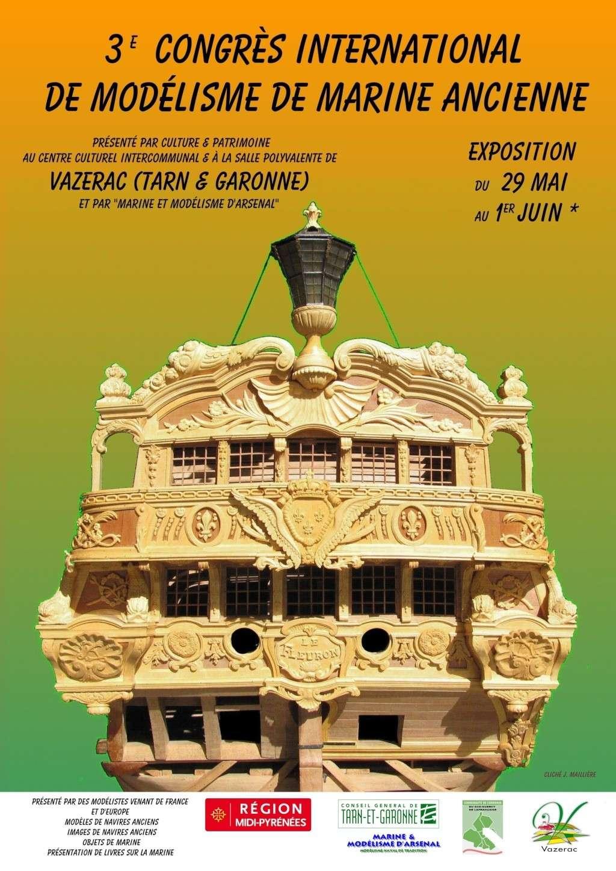 Exposition à Vazerac  du 29 mai au 1er juin 2014 - Page 2 Vazera10