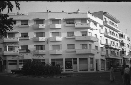 Meknès, la ville Nouvelle 3 Ruedet12