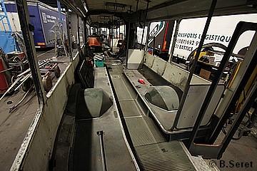 Rénovation d'un Van Hool AG280 de la Société Nationale des Chemins de Fer Vicinaux (5748) 2013_114