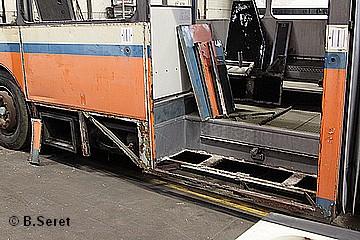 Rénovation d'un Van Hool AG280 de la Société Nationale des Chemins de Fer Vicinaux (5748) 2013_116