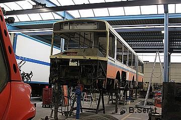 Rénovation d'un Van Hool AG280 de la Société Nationale des Chemins de Fer Vicinaux (5748) 2013_119