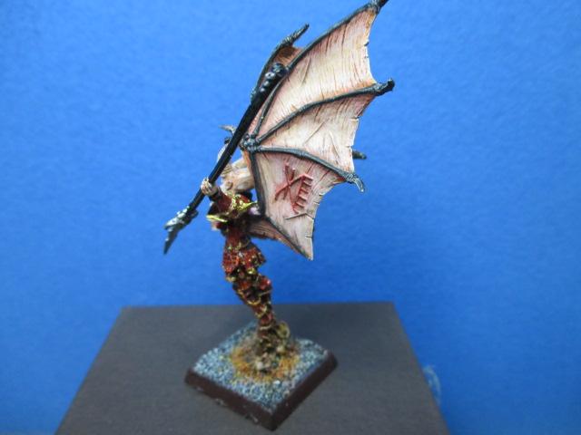 Valkia la sanglante  / Valkia the bloody  .Chaos mortels Img_0176