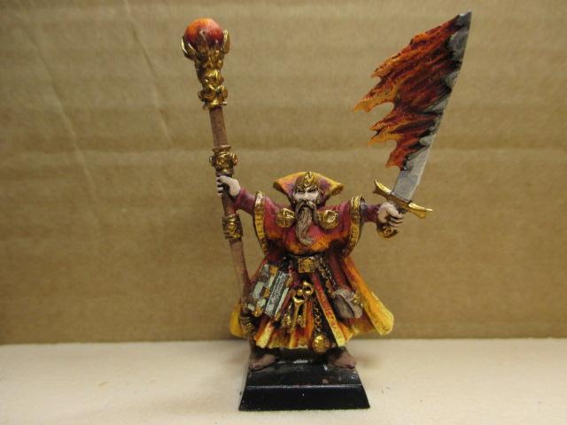 Fantasy :magicien de l'empire ( rattraper une peinture ) Img_0258