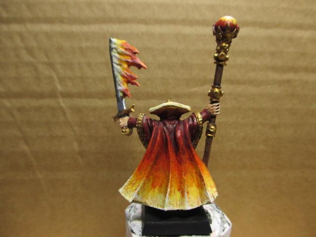Fantasy :magicien de l'empire ( rattraper une peinture ) Img_0260