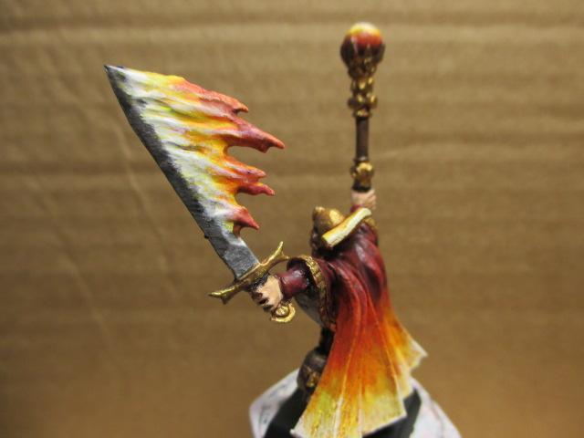 Fantasy :magicien de l'empire ( rattraper une peinture ) Img_0261