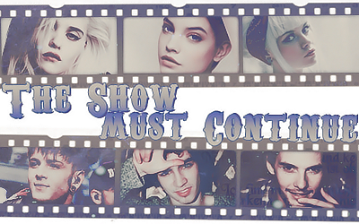 [Original] The show must continue. Banner22