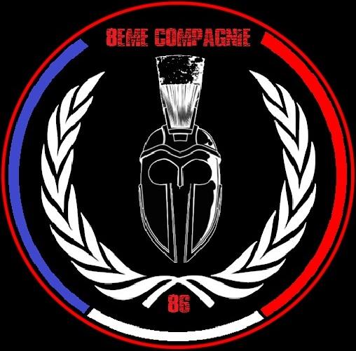 La 8 eme Compagnie Logo_810