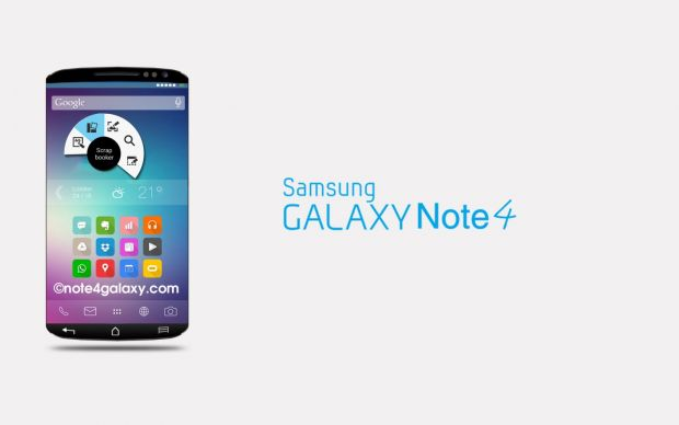 Galaxy Note 4. Primele specificatii Samsun10