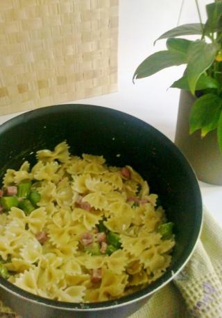 Défi culinaire de mai - Pasta et risotto ! Ma che ! - BRAVO HONEY Photo059