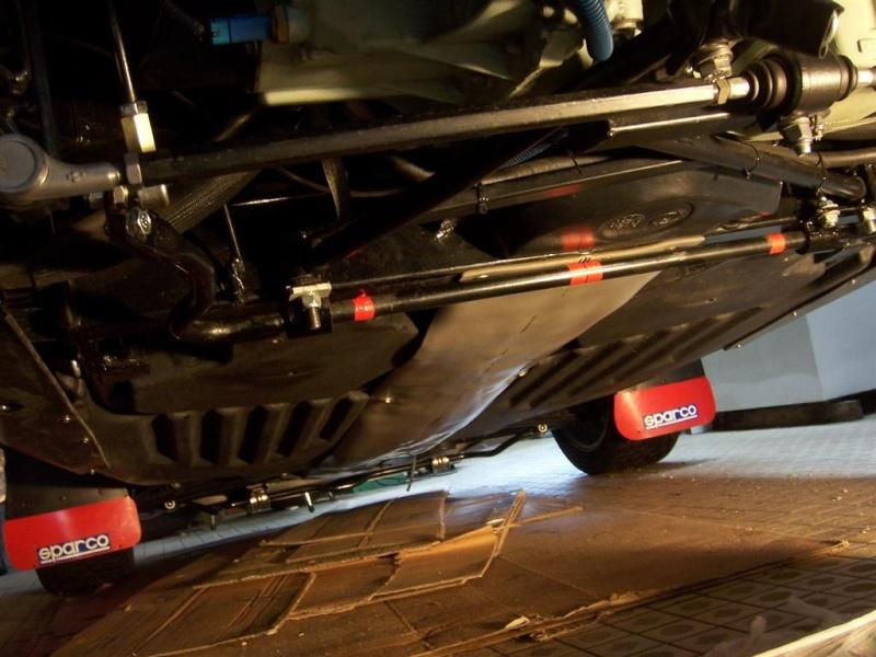 Montage de la barre stabilisatrice arrière F16 100_5320