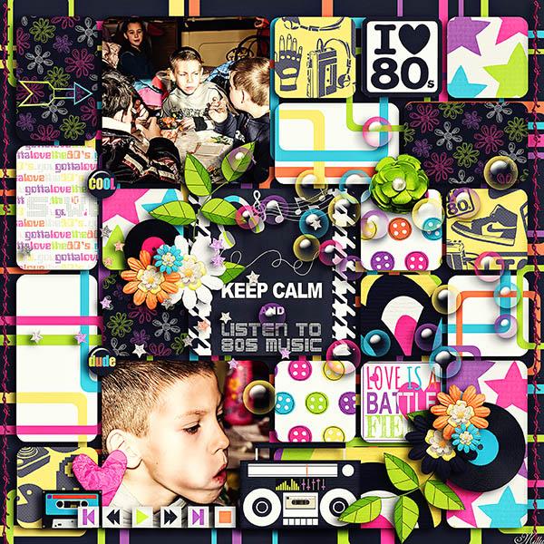 Everyday memories vol. 2. - April 11. Dani-b10