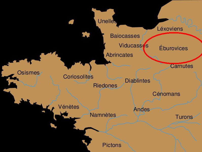 hemi estatera al jabalí de los Aulerques Eburovices, Eburov10
