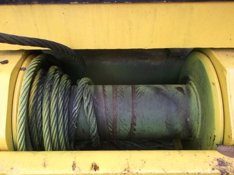 Comment déterminé la capacité en câble d'un treuil ? 13_10_11