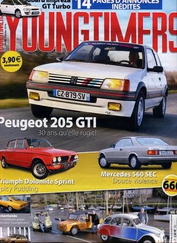 Magazine Youngtimer 30ans de la GTi Youngt10