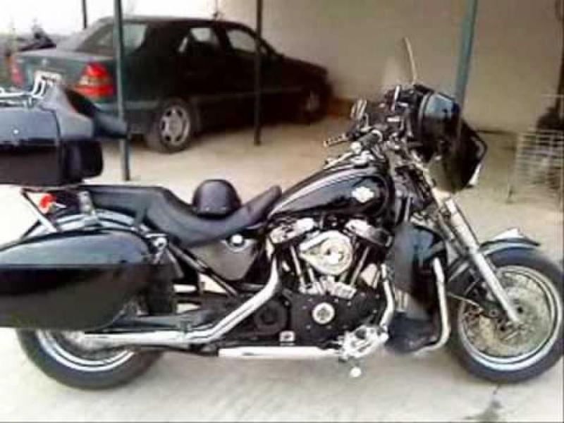 Elaborer une machine de tourisme complète avec le XL 1200C - Page 2 Harley11