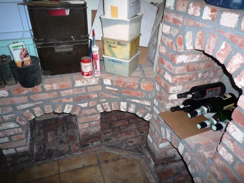 Caves à vin faite de récup 2110
