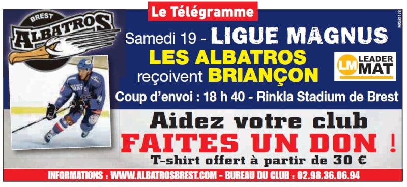 Ligue Magnus : 6e Journée : Brest - Briançon Du 19/10/2013 Articl27