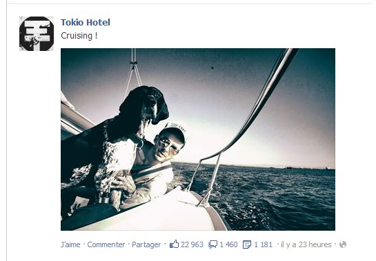 Tokio Hotel - Page Facebook et twitter - Page 7 Croisi11