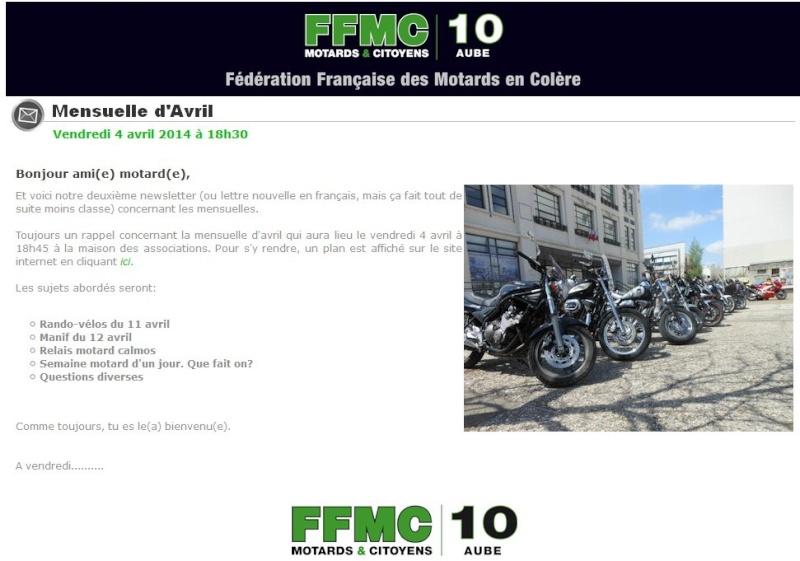 vendredi 4 Avril 2014 : Réunion d'information mensuelle Mensue11