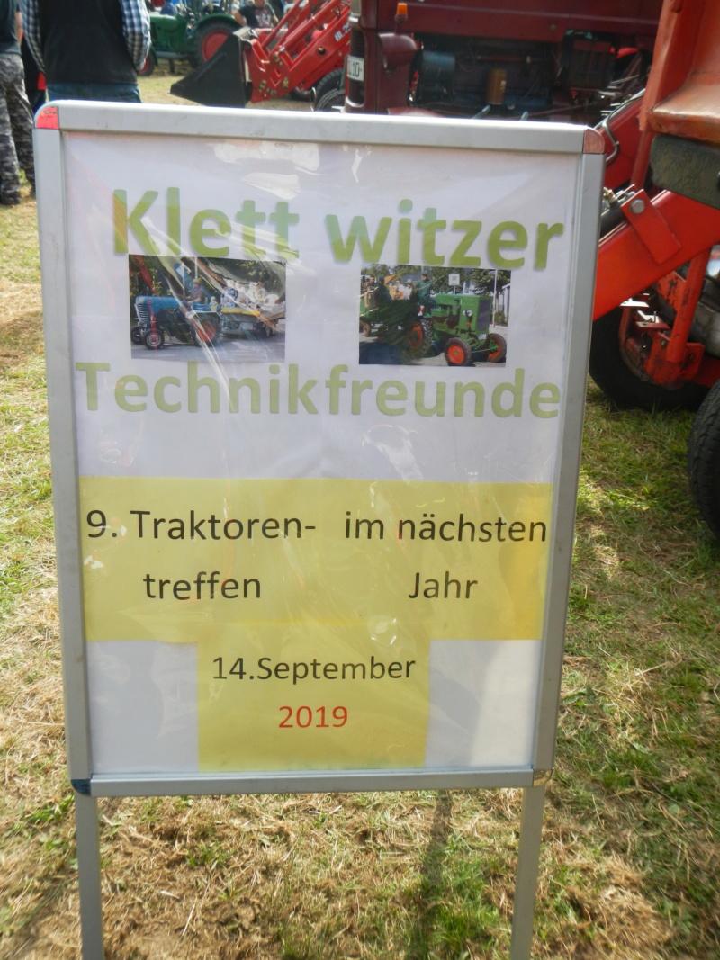 9. Klettwitzer Traktorentreffen 2019 am 14.9. Trekke25
