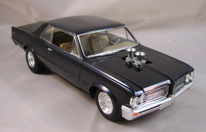 GTO street machine revell  00230
