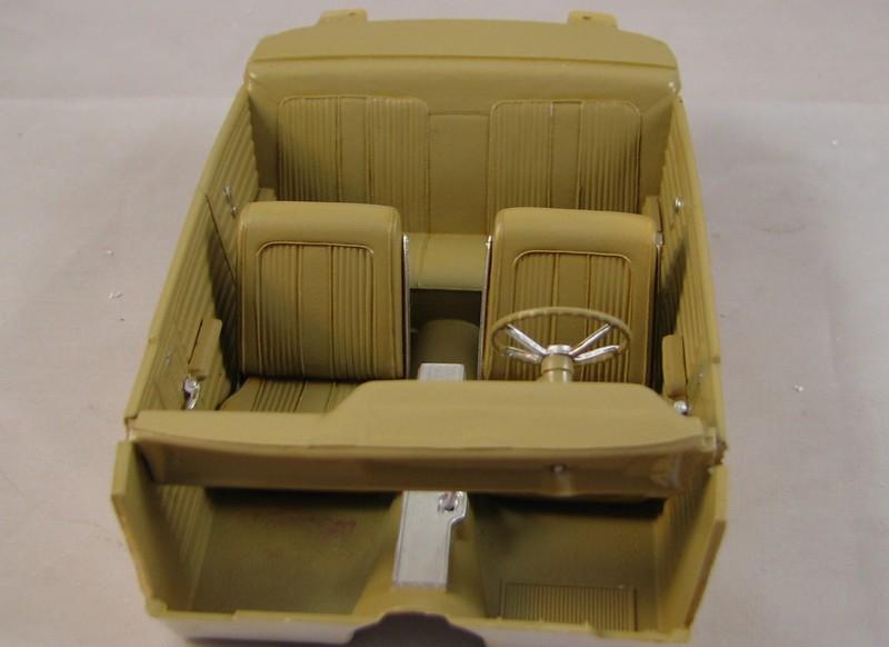 GTO street machine revell  00329