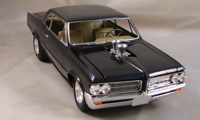 GTO street machine revell  00333